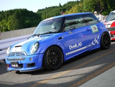 DuelL AG Krone Edition R53 Front Bumper Ver1.21/1.22