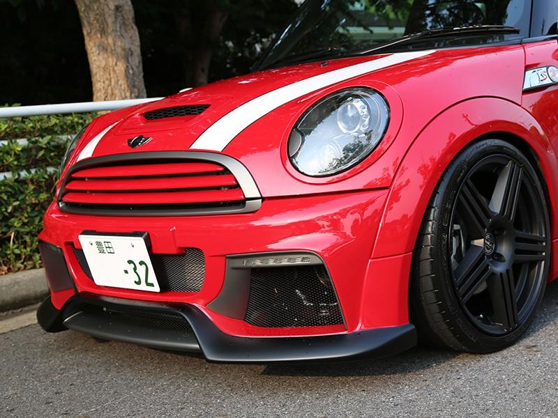 R56 Front Bumper Ver2.11/2.22