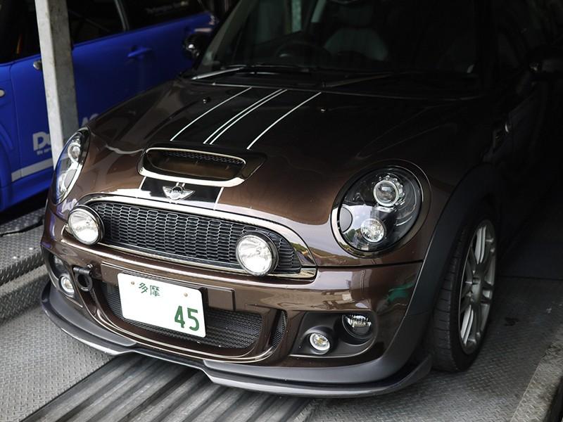 R56 Front Bumper Ver1.1 正面3